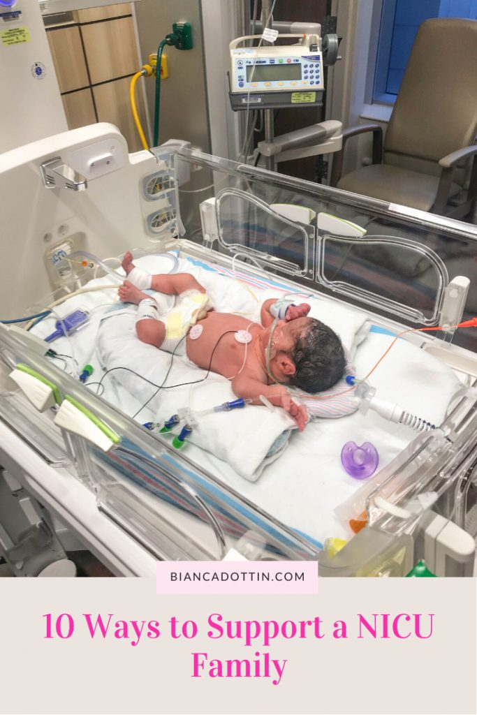 AdventHealth for Children NICU family support ideas