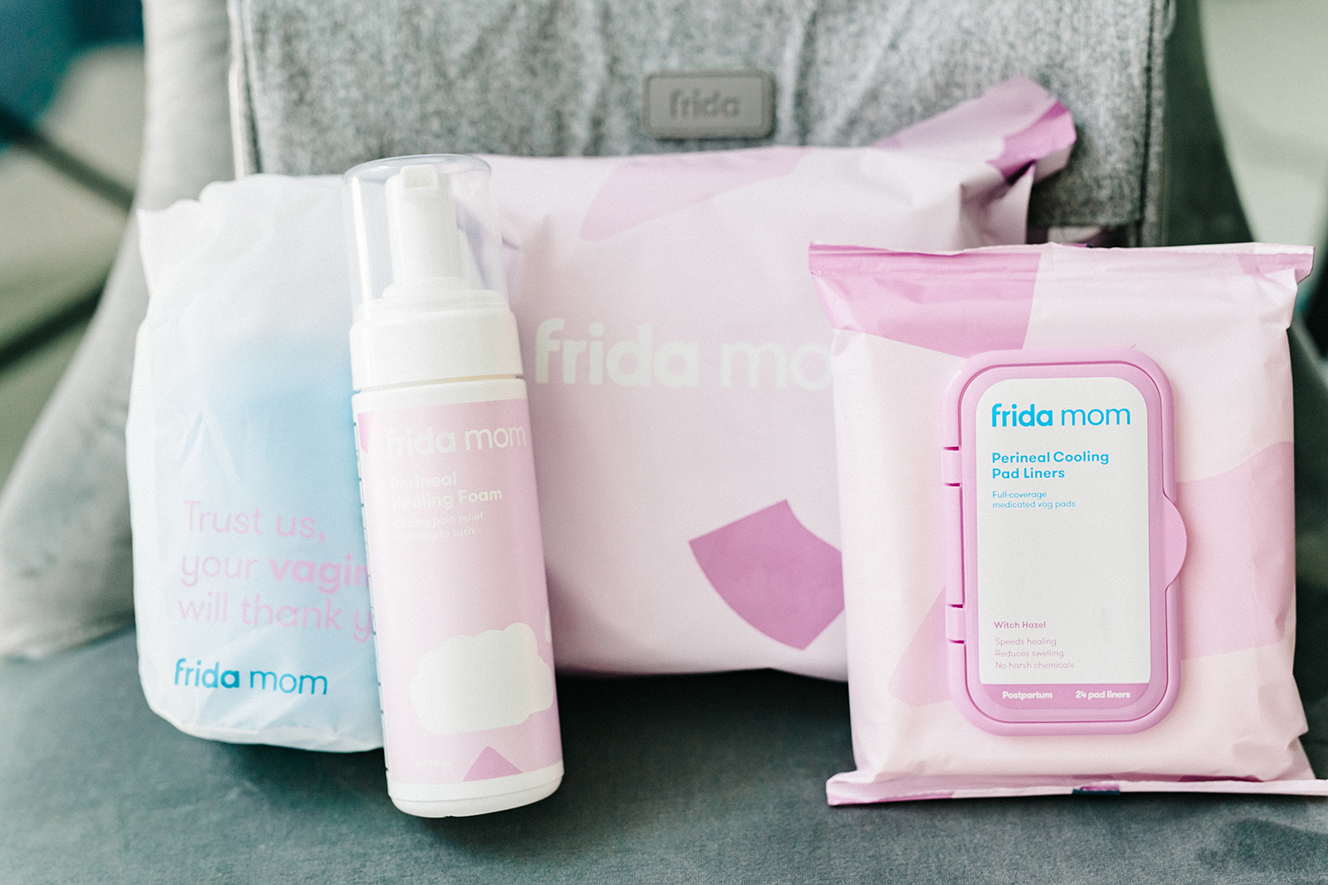 fridababy postpartum recovery kit