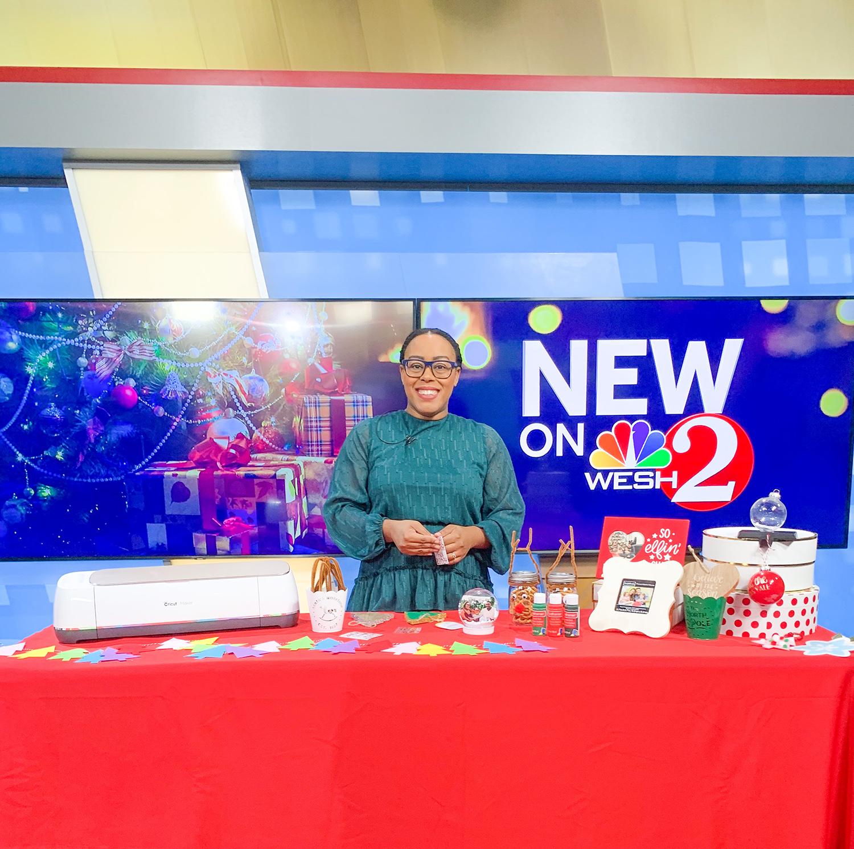 easy christmas crafts for kids tv segment