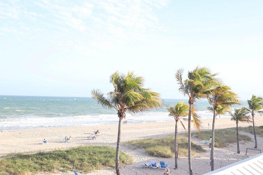 oceanfront view fort lauderdale beach resort