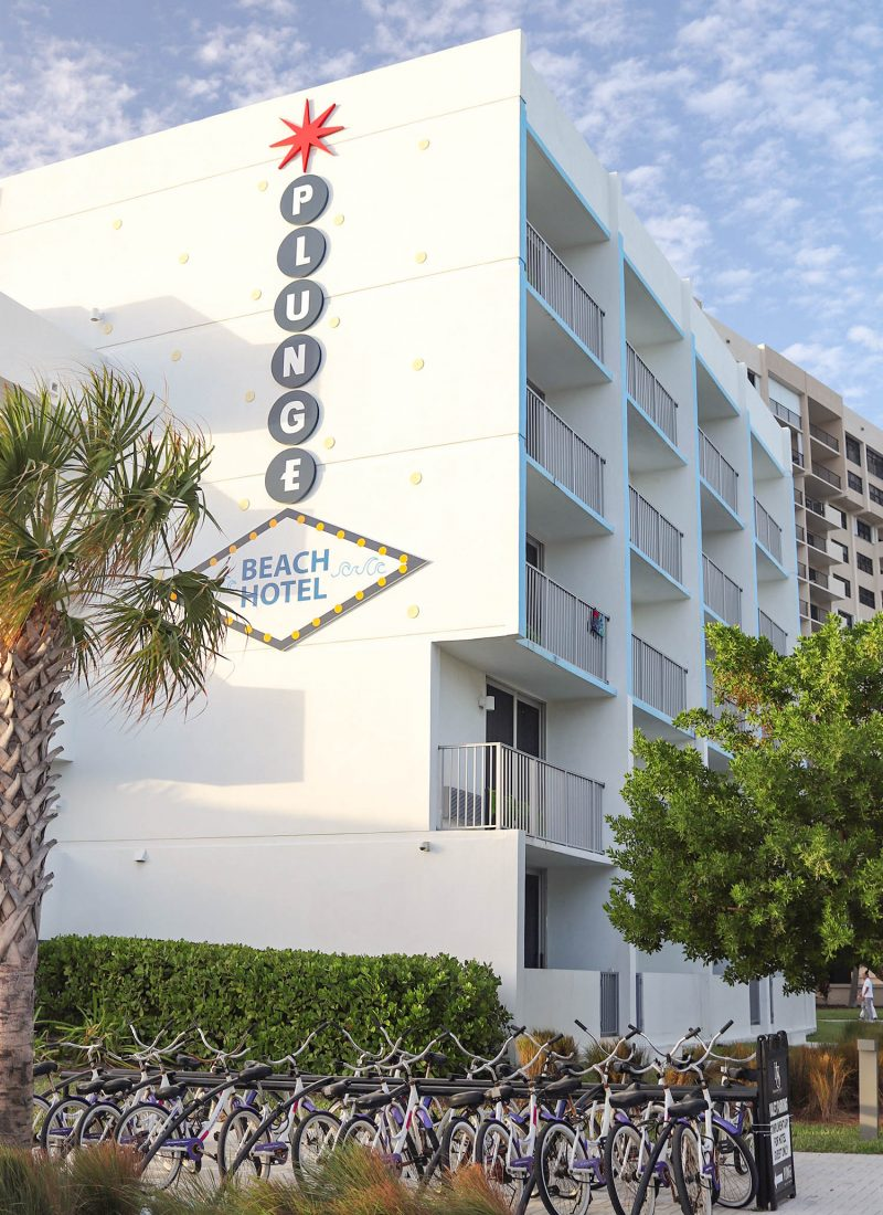 Plunge Beach Resort: Spend 72 Hours at This Fort Lauderdale Beach Resort with Your Kids Like This