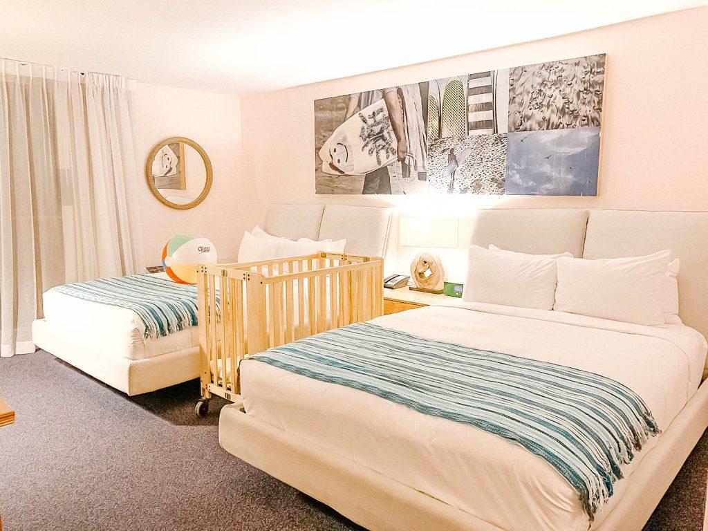 plunge beach resort room