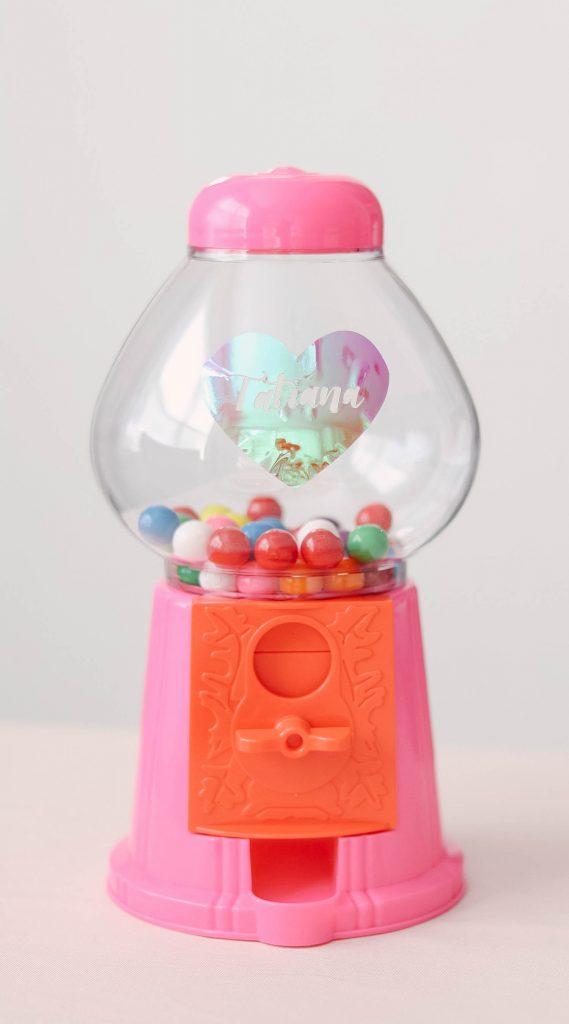 damask love candy dispenser