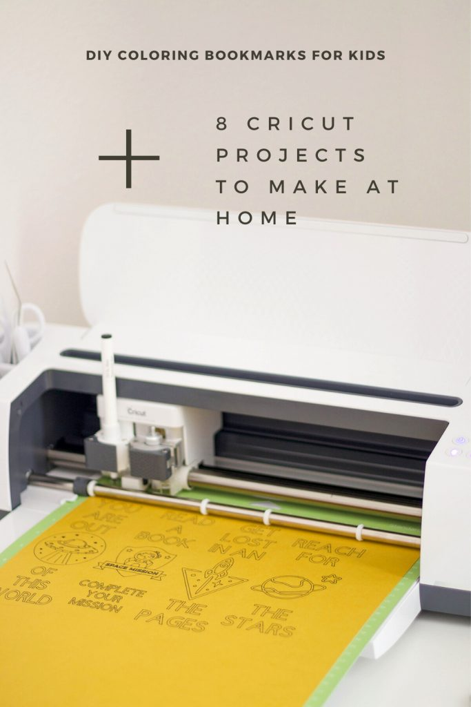 8 Cricut projects to make at home