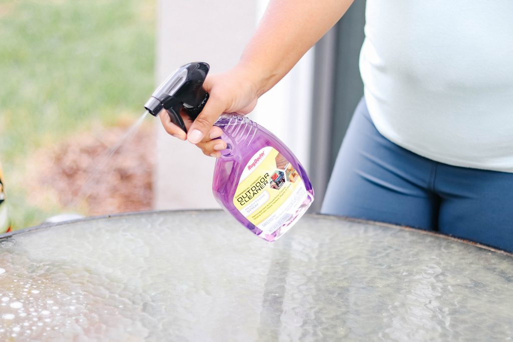 rug doctor outdoor cleaner