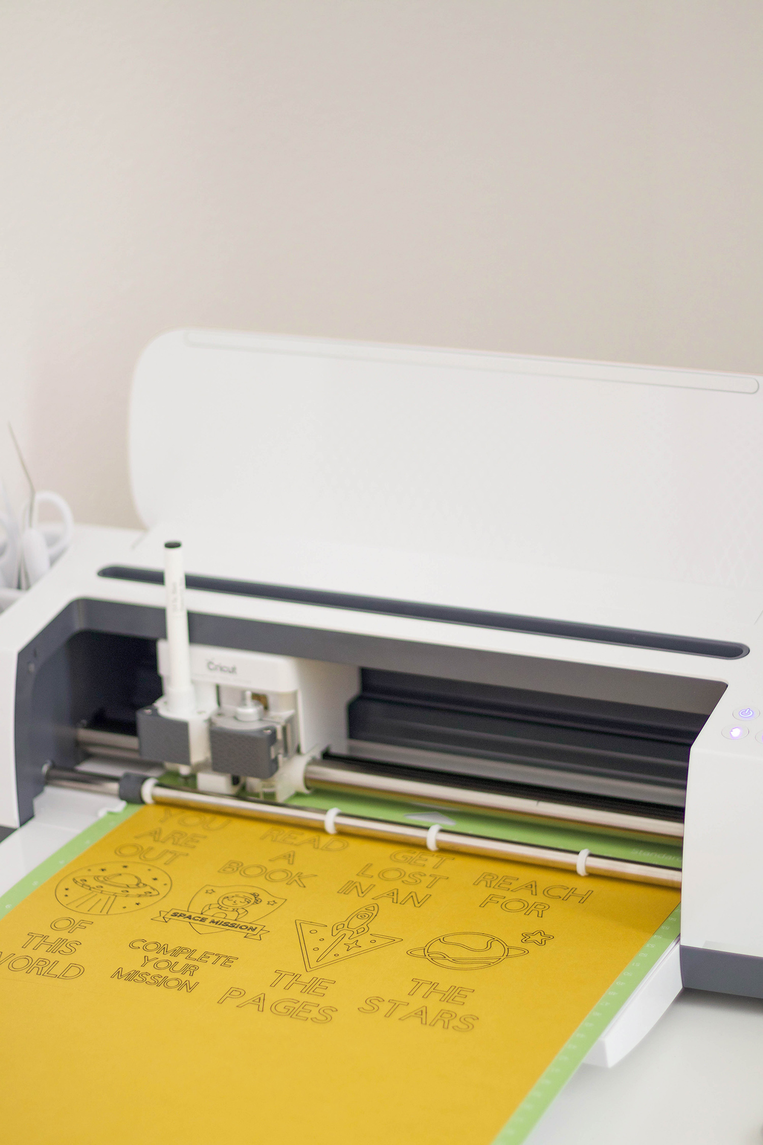 cricut maker project cutting
