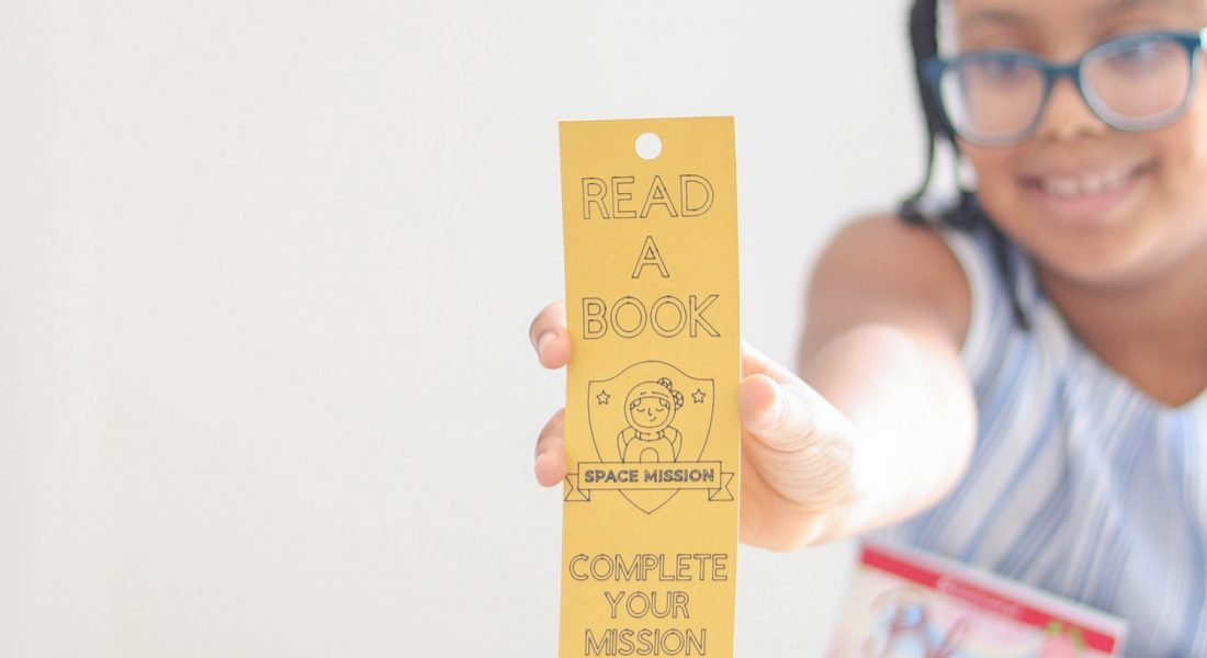DIY Coloring Bookmarks + 8 Cricut Projects to Make When You're Stuck at Home
