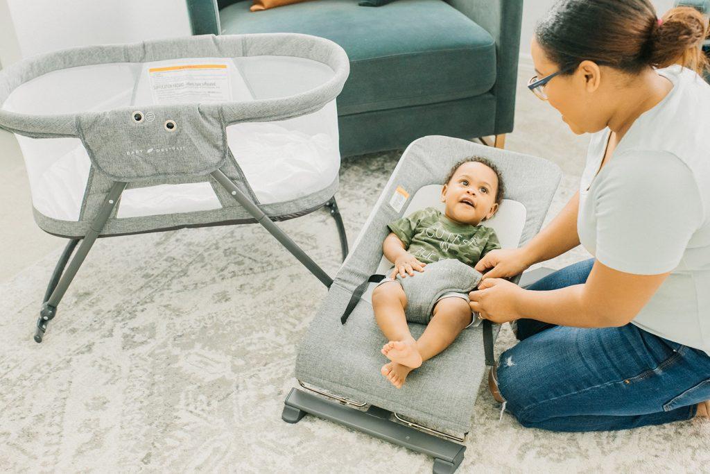 baby delight bassinet