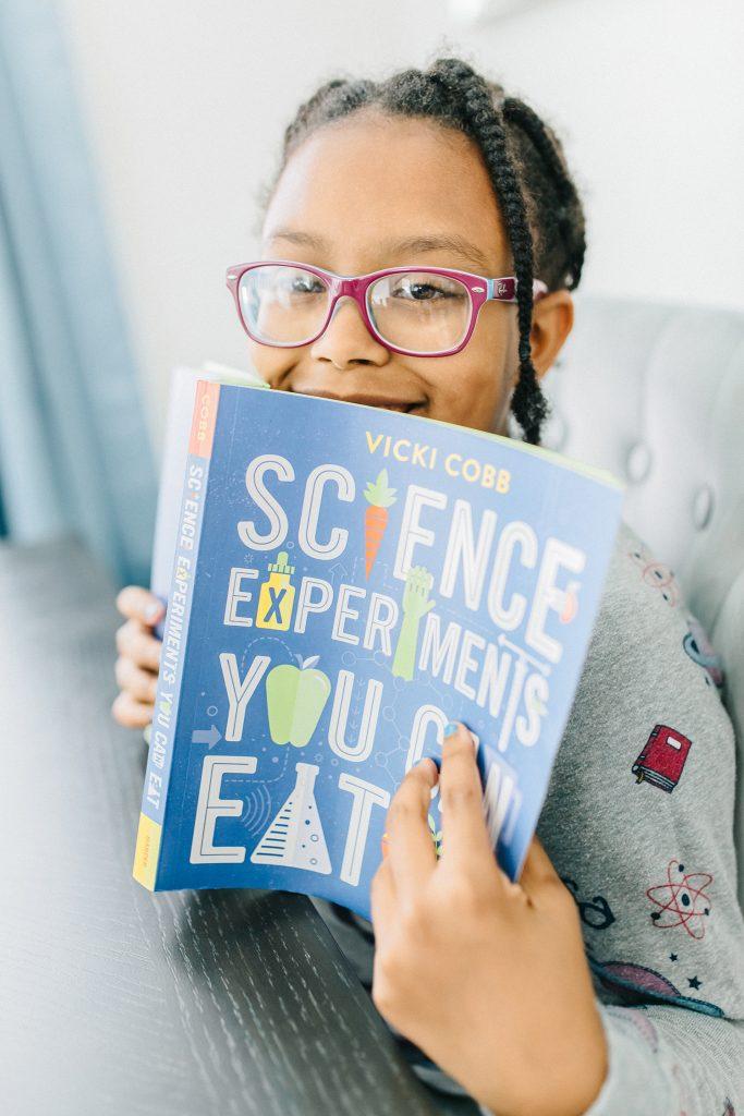 homeschool science experiment book