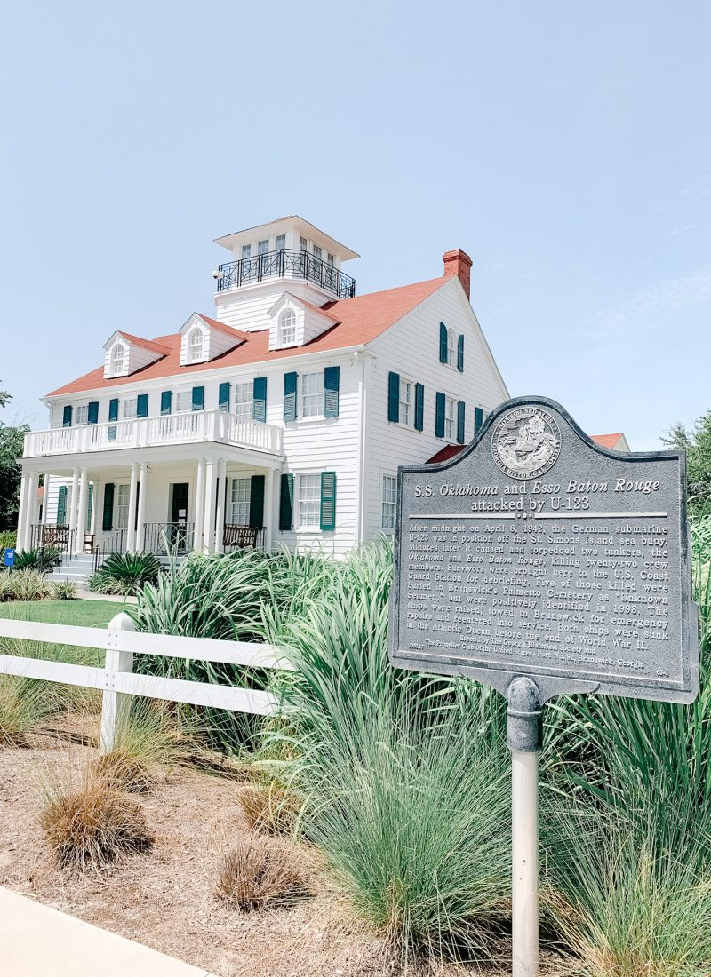 St Simons Island Travel Guide