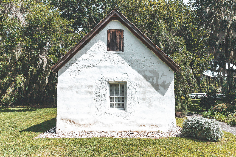 cassina gardens slave cabins