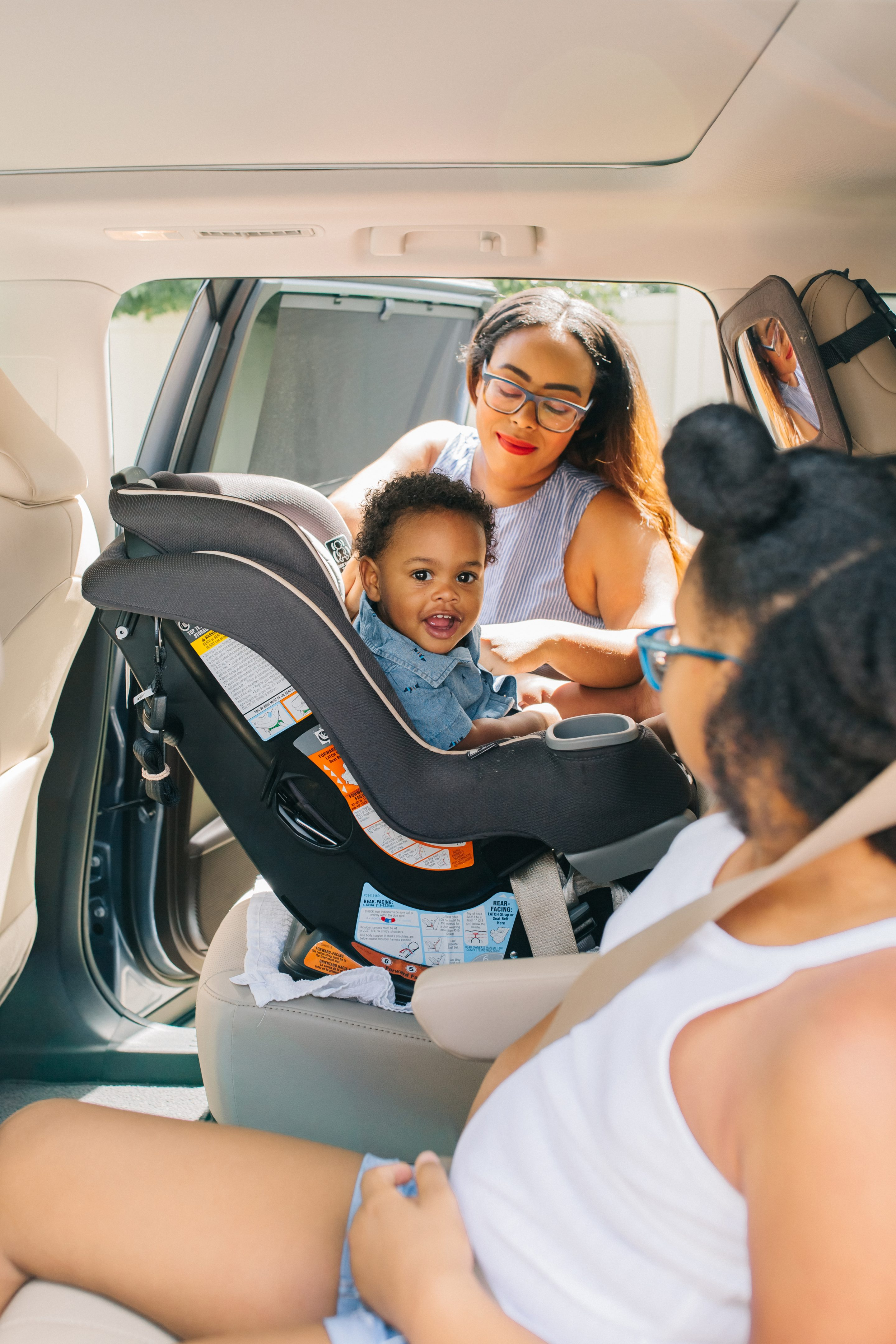 baby car seat for road trip