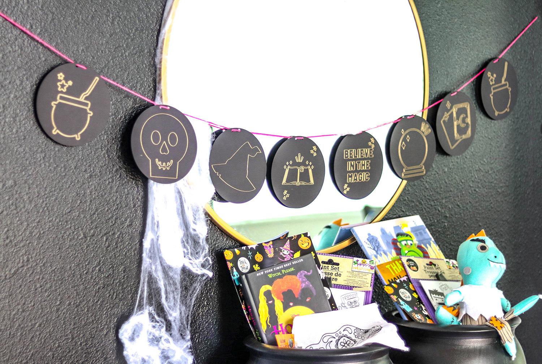 hocus pocus party decorations