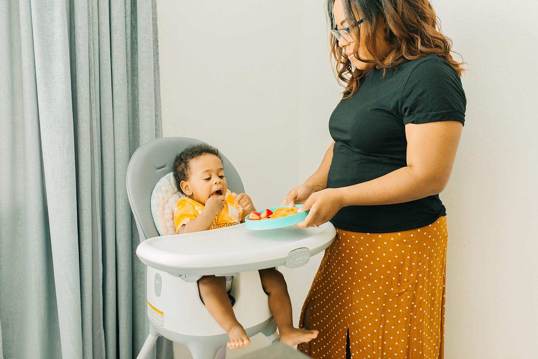 preemie baby solid feeding