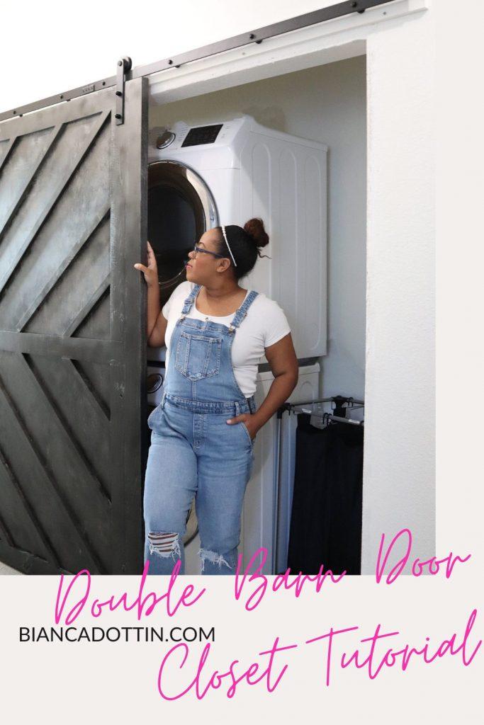double barn door tutorial