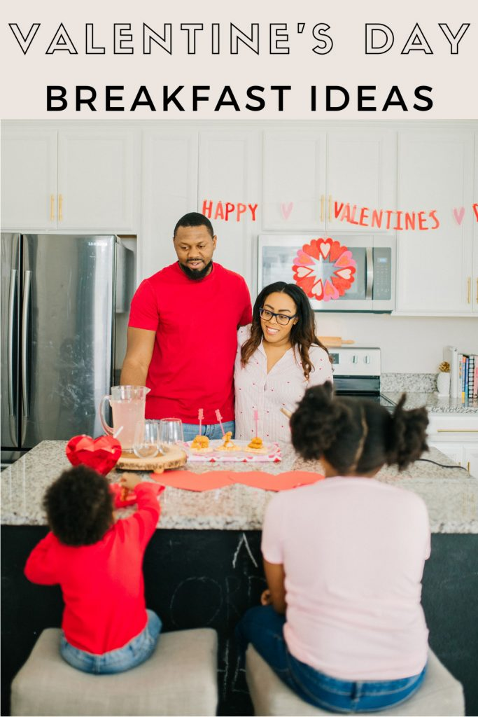 Valentine's Day Breakfast Ideas for Your Family