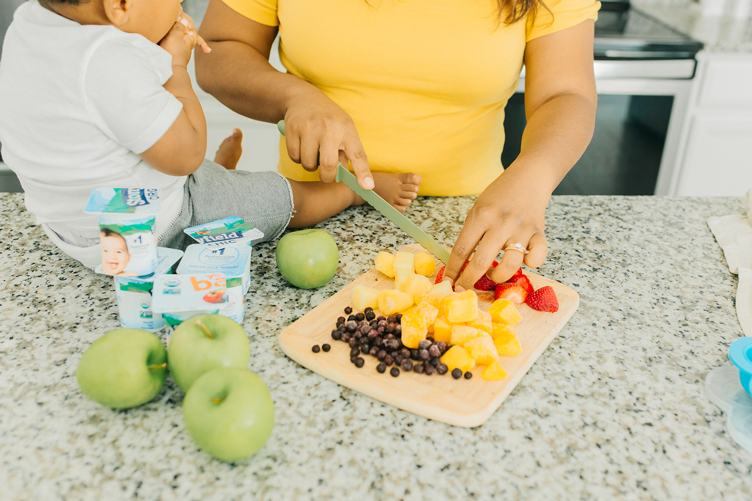 toddler smoothie ingredients