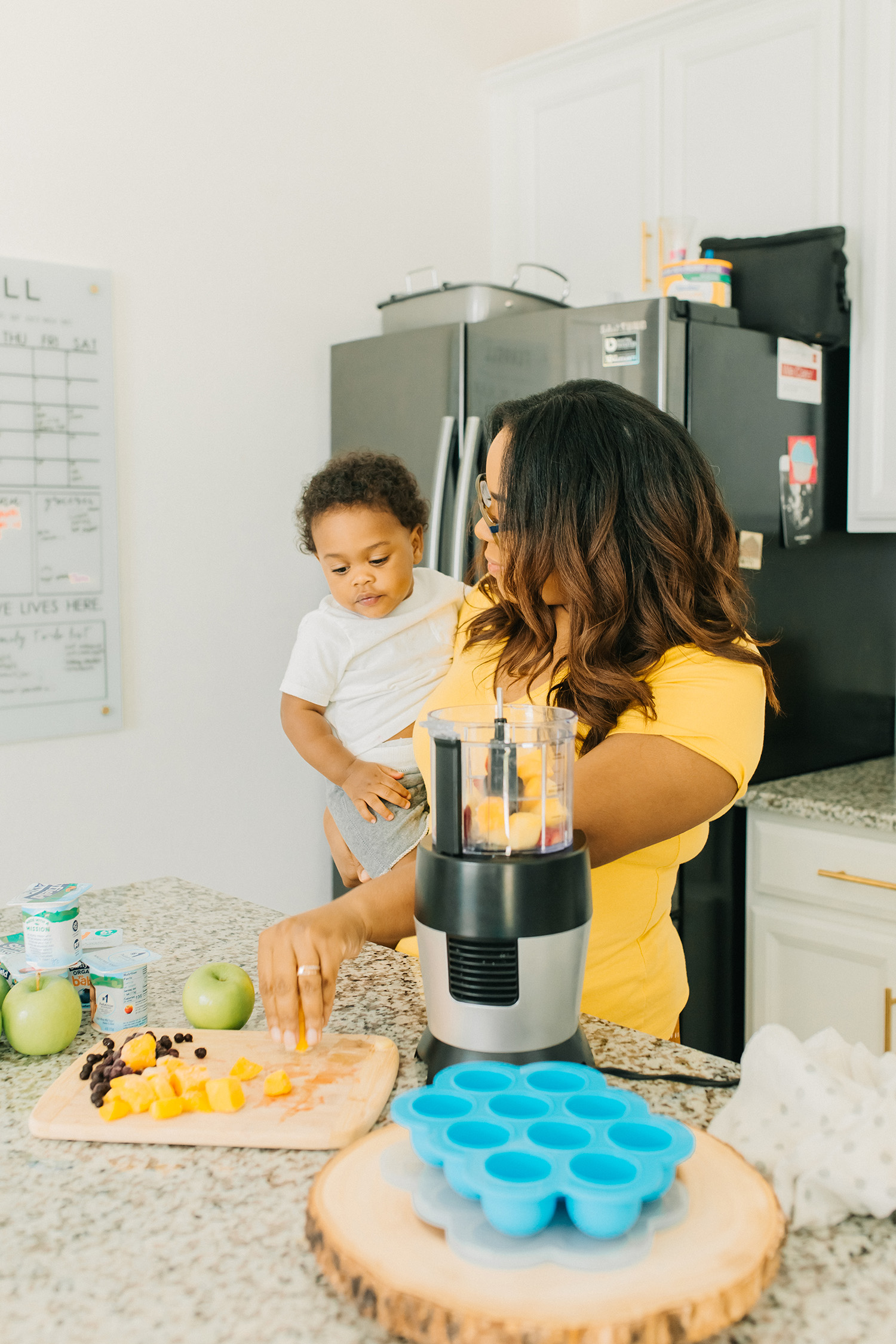easy toddler smoothie