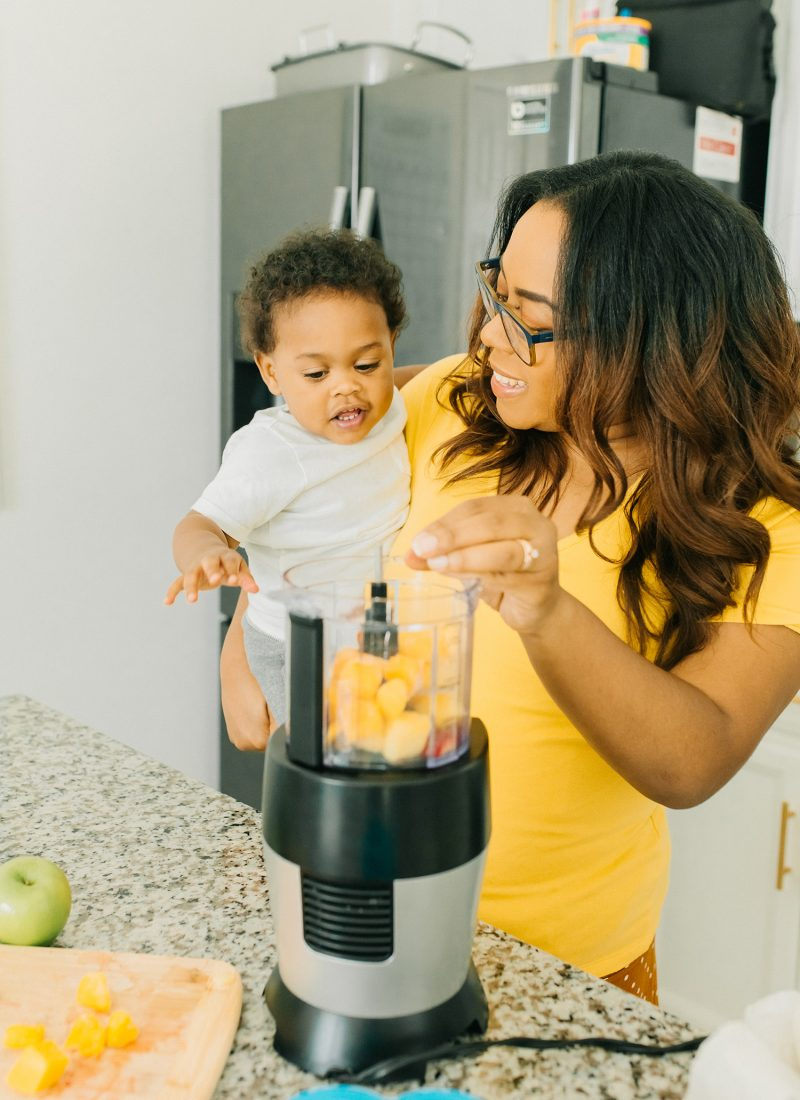 toddler smoothie recipe
