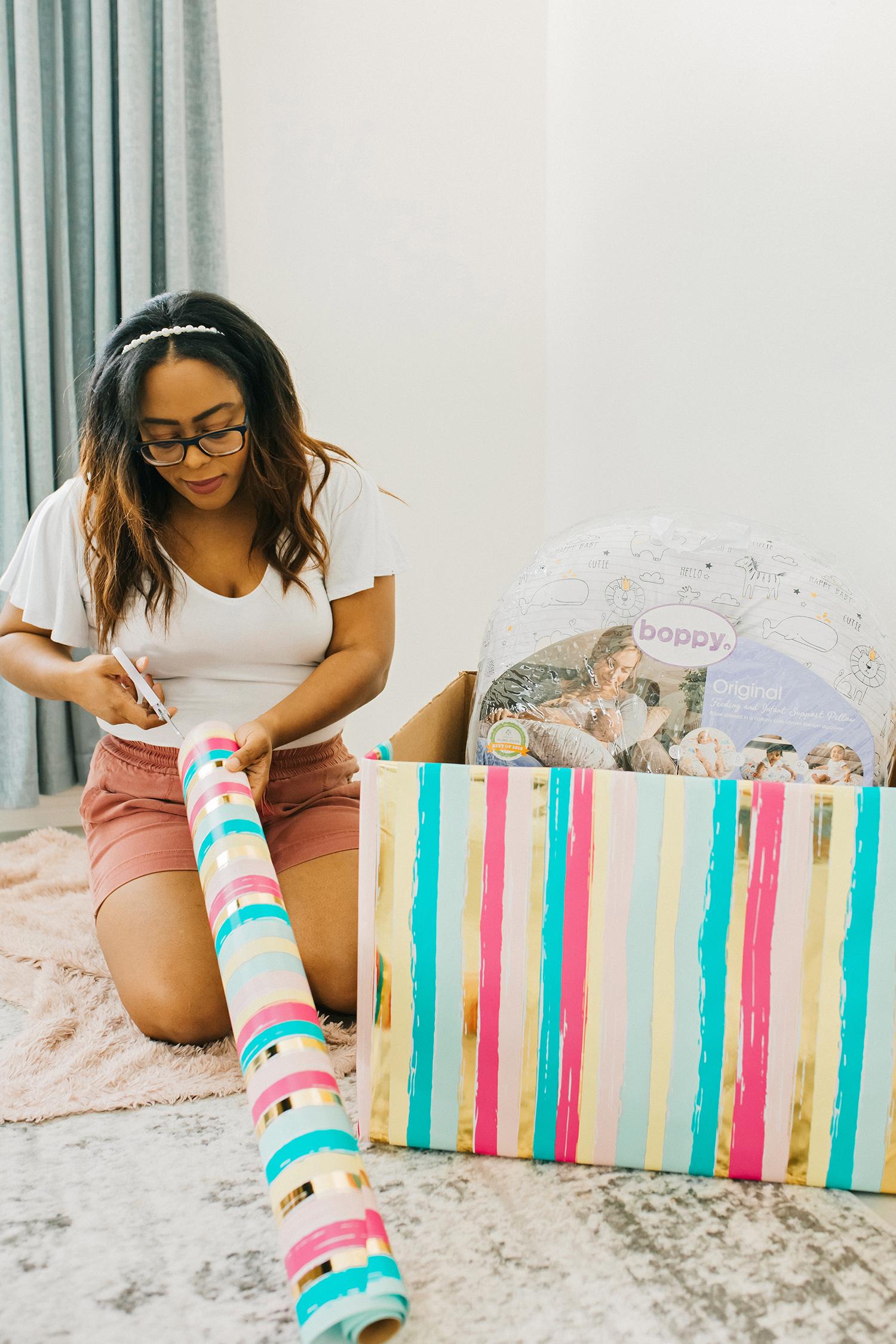 Postpartum Gift Basket