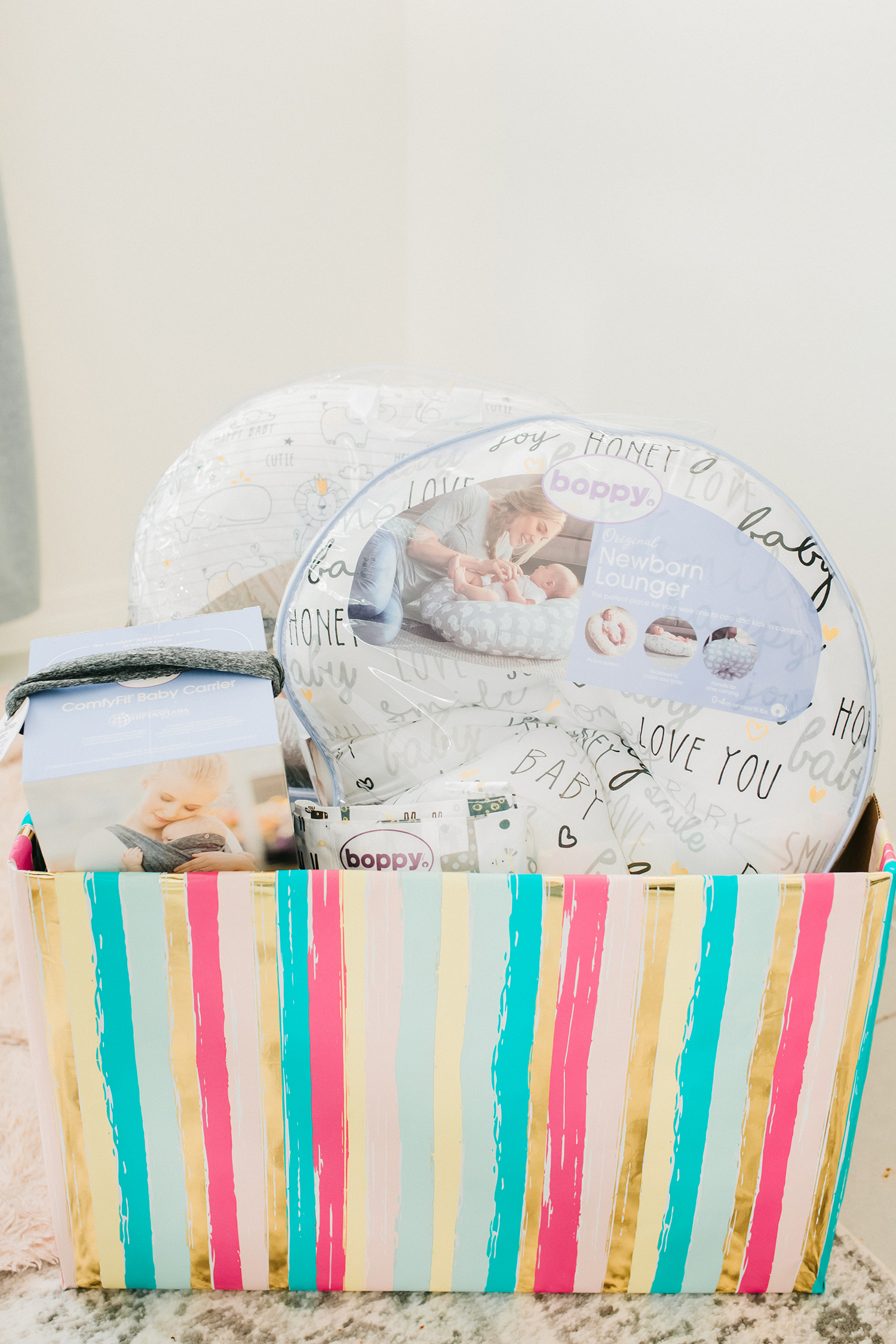 boppy gift basket