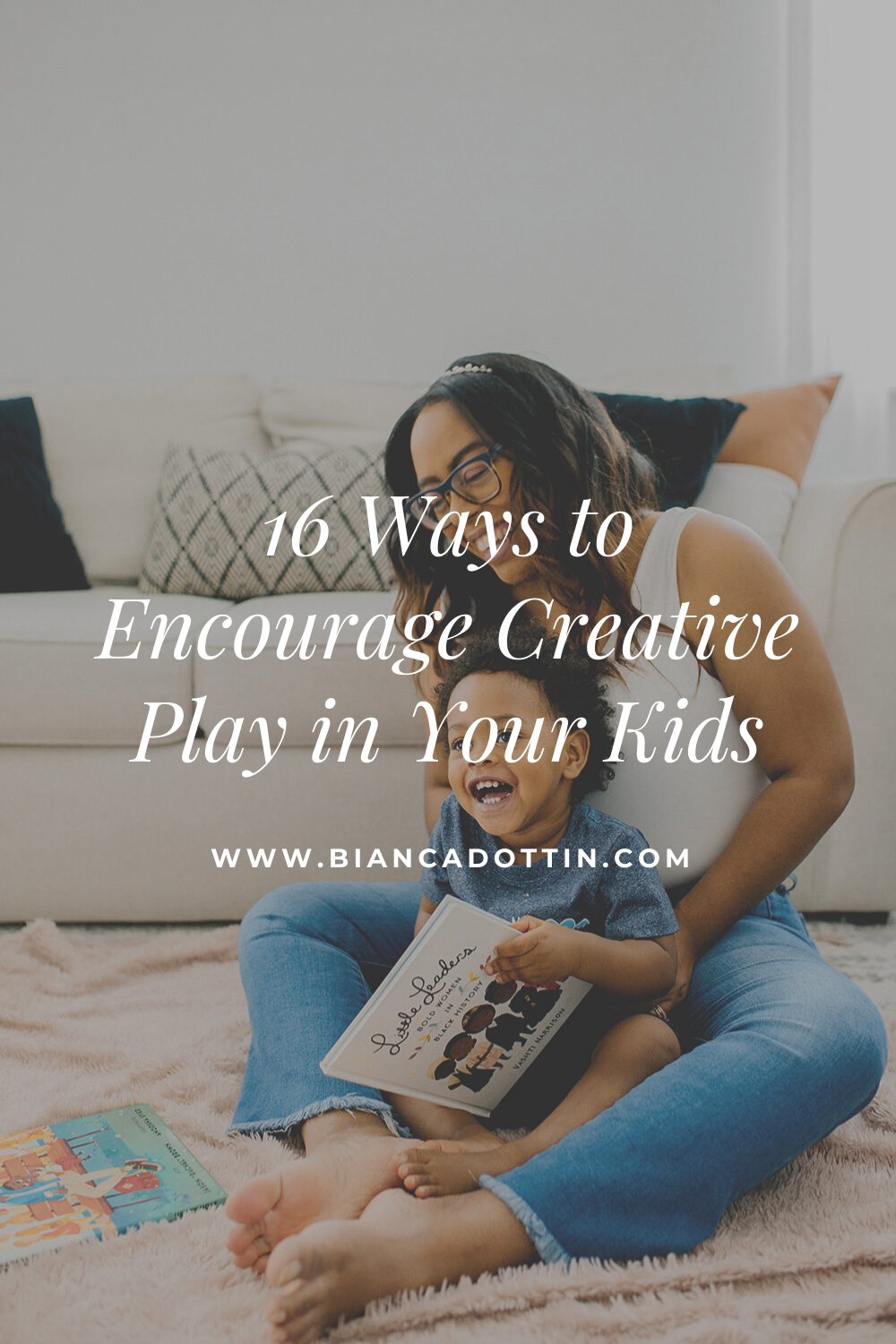 16 Ways to Encourage Creative Play in Your Kids