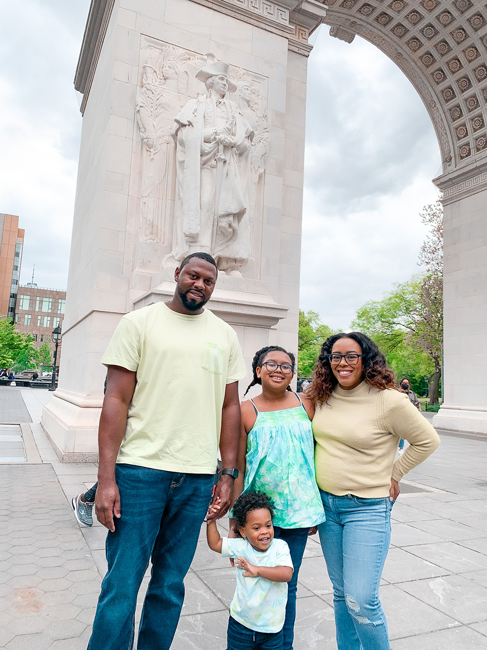 new york family vacation
