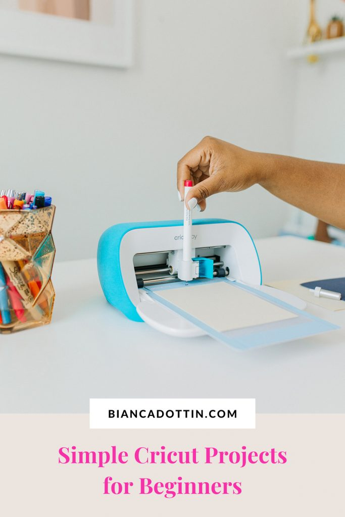 Cricut Project for Beginners