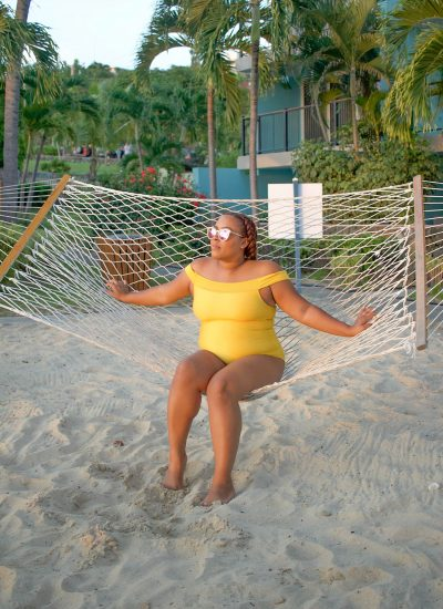 orlando travel blogger bianca dottin in us virgin islands